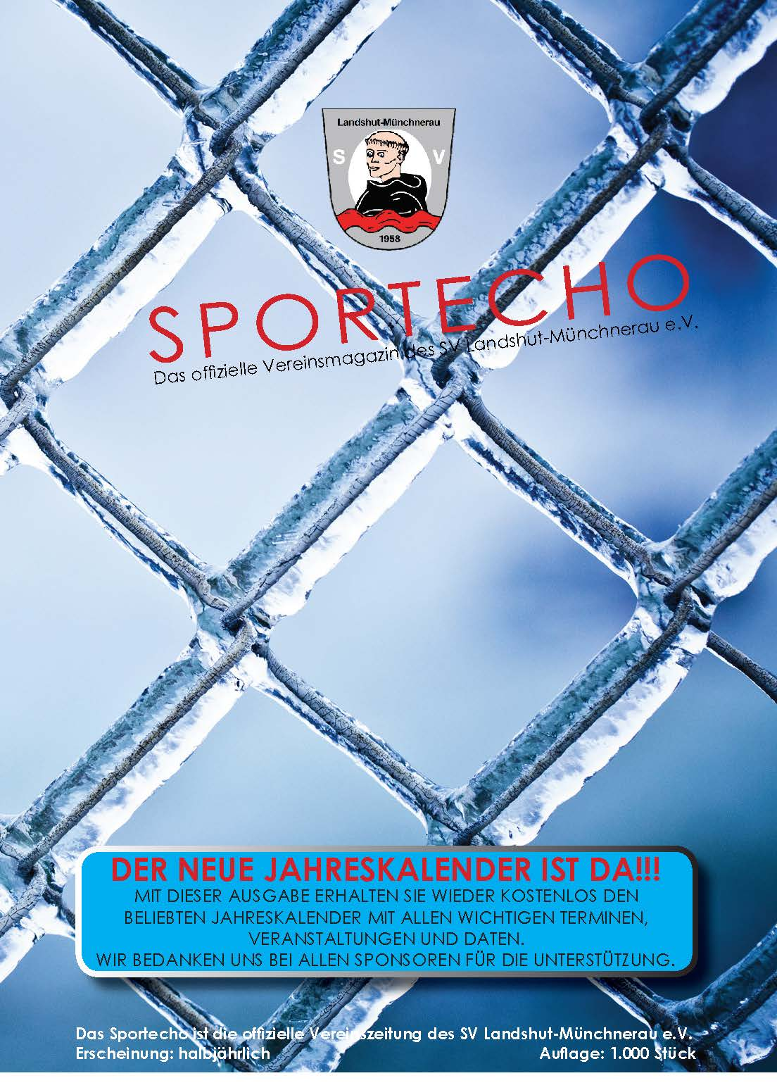 Sportecho Ausgabe Dezember 2020
