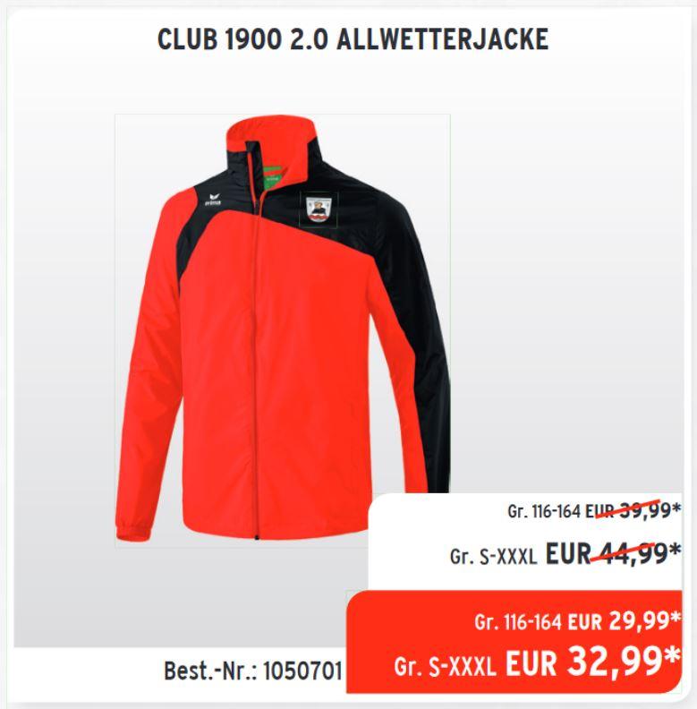 Allwetter-Jacke